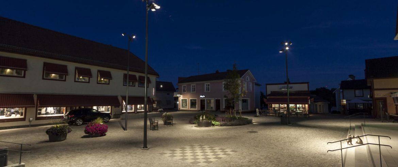Centrumutveckling Leksand Torg